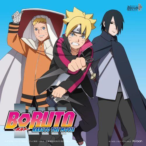 Openings Naruto Download Mp3: MP3 OST Boruto The Movie Kana Boon